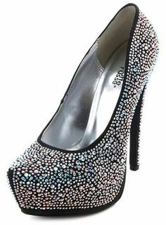 Sparkling New Year's Eve Shoes