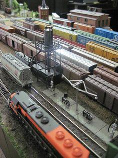 Model Train Layouts | Joe Rasch | Flickr