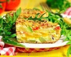 Frittata aux légumes du soleil : http://www.cuisineaz.com/recettes/frittata-aux-legumes-du-soleil-83135.aspx