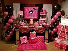 Party themes for teen girls sweet 16 birthday pink 54 Ideas Hotel Party, 18th Birthday Party Themes, Sleepover Birthday Parties, Happy Birthday, Birthday Party For Teens, Pink Birthday, 16th Birthday, Birthday Wishlist, Cake Birthday
