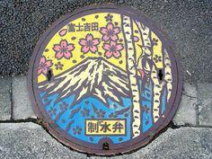 Japanese ManholeCovers