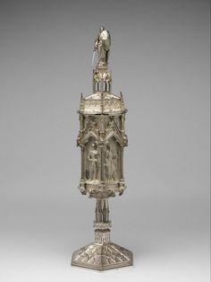 bokaal, Zilver J.M. van Kempen & Zn., 1847 | Museum Boijmans Van Beuningen