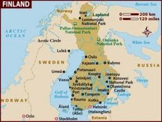 Finland find best schools and univercitys there for study