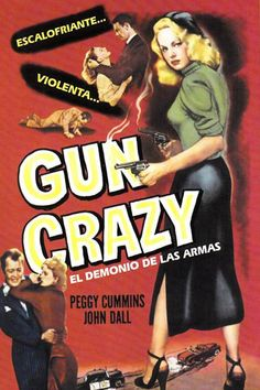 Watch Gun Crazy 1950 Full Movie Online Free