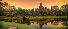 Cool Bayon Temple Visit Cambodia Travel And Also Bayon Temple In Cambodia
