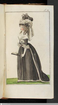 Journal des Luxus und der Moden: May 1789
