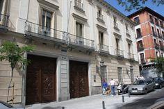 Os invitamos a descubrir el desconocido Plació de Fernán Núñez en Madrid. #historia #turismo http://www.rutasconhistoria.es/loc/palacio-de-fernan-nunez