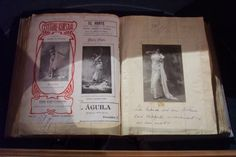 #MataHari | Another Scrapbook, Frisian Museum, Leeuwarden, The Netherlands