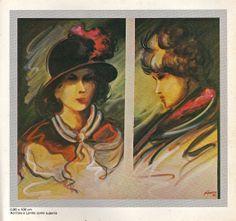 Dois Damas - 1986