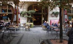 Russian Tzar - cafe and restaurant. - Belgrade.