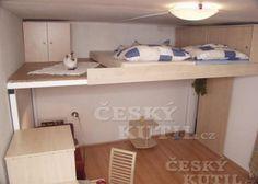 Patro v garsonce – řešení pro malý byt – 2. díl