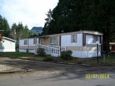 Fleetwood Mobile Home For Sale in Cottage Grove OR, 97424