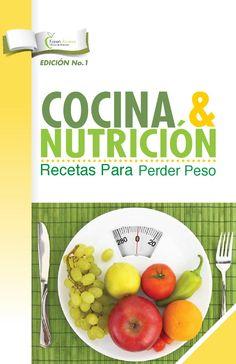 COCINA & NUTRICION Recetas para perder peso