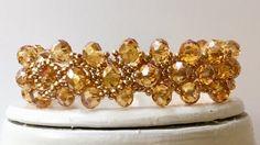 Bead Crochet Patterns, Beading Tutorials, Pearl Beads, Napkin Rings, Jewerly, Gold Rings, Bracelets, Youtube, History