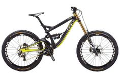 GT Fury World Cup 2014 Downhill Mountain Bike   Evans Cycles Please follow us @ https://www.pinterest.com/wocycling/