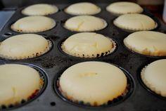 NY Style Cheesecake Cupcakes