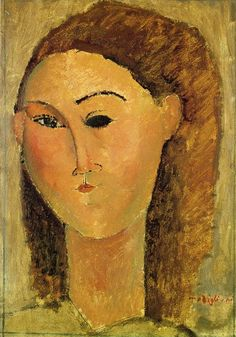 Amedeo Modigliani Portrait of a Young Girl 1916 47.6 x 33 cm Oil on canvas Neuberger Museum of Art, Purchase College, State University of New York Gift from the Dina and Alexander E. Racolin Collection