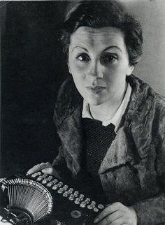Gerda Taro Foto de Fred Stein