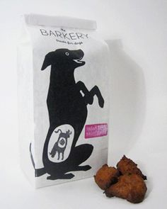 Cute Barkery #packaging PD