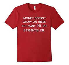 Amazon.com: Funny essential oil quote, essential oil for young living: Clothing
