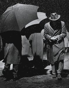 New York City, 1950, photo by Dennis Stock