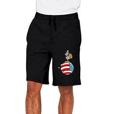 TopSeller Men's Turkey And The United States Performance Shorts *** Check out the image by visiting the link.