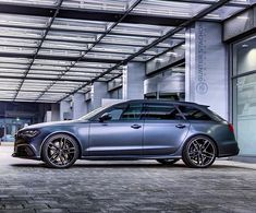 Audi RS6 Avant They need to bring this car to the U.S  what are they waiting for?