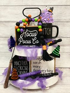 Halloween 20, Homemade Halloween, Disney Halloween, Halloween Crafts, Halloween Decorations, Hocus Pocus, Holiday Fun, Holiday Ideas, Halloween Entertaining