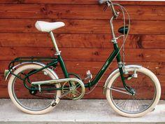 Folding Bicycle, Brompton, Bike Style, Mini Bike, Minions, Vintage, Carpentry, Bicycles, Cycling