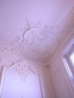 Ceiling Details by dominiquep, via Flickr