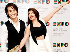 Tiger Shroff, Jacqueline Fernandez and Remo D'Souza are set on an unique trip called 'Flython' to launch their song 'Beat Pe Booty'.