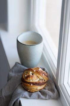 Kanelbulla (bollos de canela suecos) Food and Cook