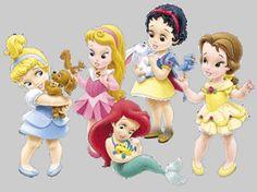 Cute Cartoon Princess   Sunny Sundays are here again