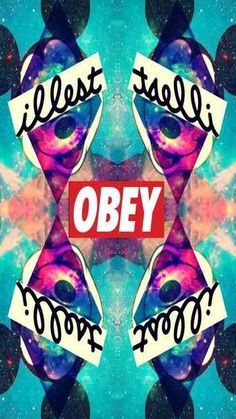13 Best Obey Images Obey Shepard Fairy Obey Art