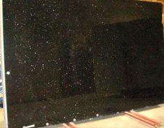 Black Galaxy Granite, 3000 x 1900 x 20mm or 30mm