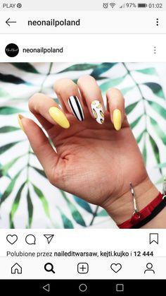 50 Cool Tropical Nails Designs For Summer « Nails Tips Trendy Nails, Cute Nails, Hair And Nails, My Nails, Tropical Nail Designs, Nagel Gel, Nail Manicure, Nail Arts, Nails Inspiration
