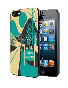Wellcome to twin peaks Samsung Galaxy S3 S4 S5 Note 3 case, iPhone 4 4S 5 5s 5c 6 case, iPod Touch 4 5 case$13.79