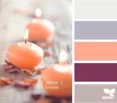 waxy tones