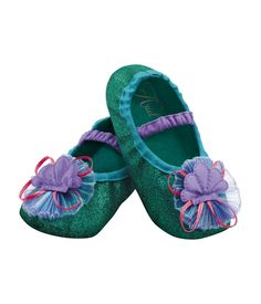 Ariel The Little Mermaid Disney Slippers Toddlers Costume Accessory Up To Size 6 Ariel Disney, Mermaid Disney, Disney Hair, Princess Disney, Little Mermaid Parties, Ariel The Little Mermaid, Disney Slippers, Baby Pageant, Toddler Girl Halloween