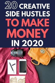 20 Creative Ways To Make Money Today - Finance tips, saving money, budgeting planner Make Money Today, Make Easy Money, Way To Make Money, Make Money Online, How To Make, Cash From Home, Online Work From Home, Make Money From Home, Piercings