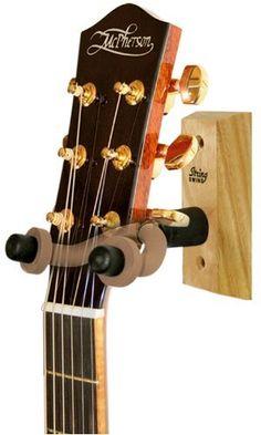 Guitar Music Instruments Crazy Man Table Hook Folding Bag Desk Hanger Foldable Holder