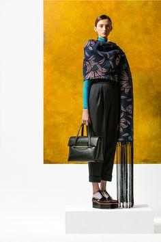 "Pre Fall 2016 Prêt-à-Couture | DELPOZO   ""x"""