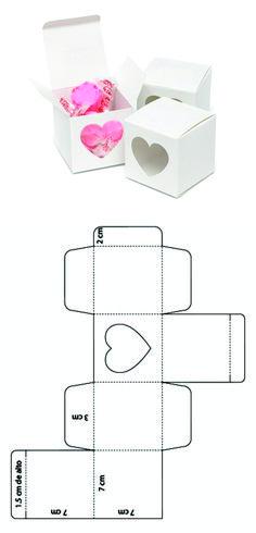 Cool Paper Crafts, Paper Crafts Origami, Diy Paper, Diy Gift Box Template, Paper Box Template, Diy Crafts Hacks, Diy Crafts For Gifts, Diy Box, Diy For Kids