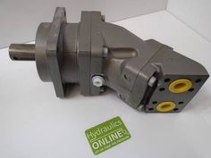 A Sunfab bent axis motor (bi rotation, 40mm shaft), delivered on an expedite service for a national construction and civil engineering company. To find out more about the range of Sunfab products we provide, visit our website; http://www.hydraulicsonline.com/sunfab-hydraulics