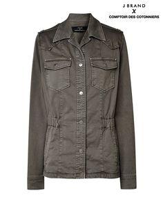 Comptoir des Cotonniers x J Brand Jacket