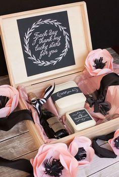 Een speciale manier om de bruidsmeisjes te vragen!