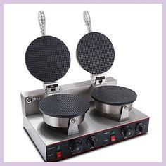 Electric crepe maker single head fabricante de la galleta CE hot sale 110v 220v