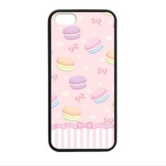 Customized French Cuisine Macarons Apple iphone 5 or 5s TPU (Laser Technology) Case, Cell Phone Cover Food Series Case http://smile.amazon.com/dp/B00JZBRNMS/ref=cm_sw_r_pi_dp_2b7Ltb012FQ4S7YY