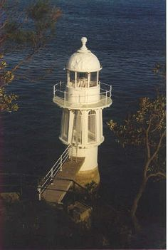 ♖Lighthouse At Cremorne, Sydney, NSW Australia Point Lookout, Lighthouse Photos, Safe Harbor, Beacon Of Light, Light Of The World, Light House, Windmills, North Shore, South Wales