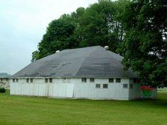 Round Barn - Coshocton Co., Ohio
